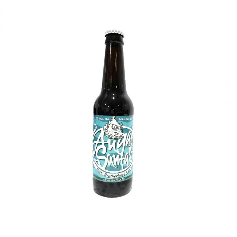 Cerveza Artesana Augas Santas